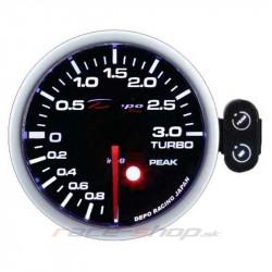 DEPO Programozható óra Turbonyomás- 1 és 3bar