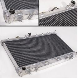 Aluminium vízhűtő Subaru Impreza New Age (01-07)