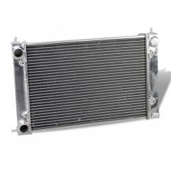 Hliníkový vodný chladič pre Vw Corrado 1.8 16V (89-95)