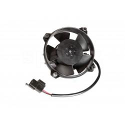 Univerzális elektromos ventillátor SPAL 96mm - nyomó, 12V