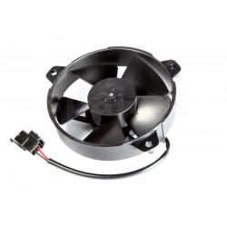 Univerzális elektromos ventillátor SPAL 130mm - nyomó, 12V