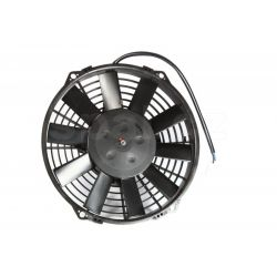 Univerzális elektromos ventillátor SPAL 225mm - nyomó, 12V