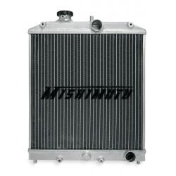 Alumínium verseny hűtő MISHIMOTO - 92-00 Honda Civic , 93-97 Del Sol