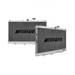 Alumínium verseny hűtő MISHIMOTO - 97-01 Honda Prelude 2.2 Vti / VTi-S