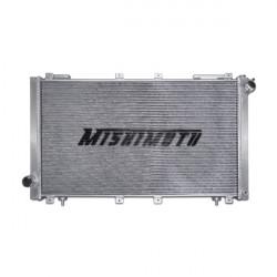 Alumínium verseny hűtő MISHIMOTO - 90-94 Subaru Legacy Turbo