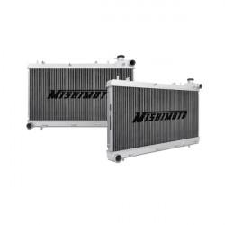 Alumínium verseny hűtő MISHIMOTO - 93-98 Subaru Impreza GC8 2.2L