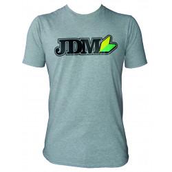 Races rövid ujjú (T-Shirt) JDM Szürke