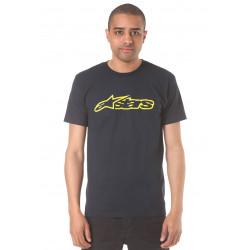 Alpinestars Blaze rövid ujjú (T-Shirt) Szürke