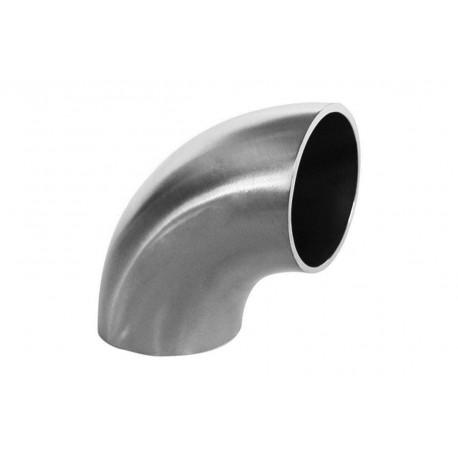 Rozsdamentes acélcsövek könyök 90° Rozsdamentes cső - könyök 90°- 60mm | race-shop.hu
