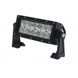 Led Fényhíd 36w 271x111mm ( terítő és szúró fénnyel-Combo )
