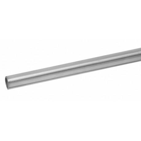 Rozsdamentes acél csövek egyenes Rozsdamentes egyenes cső 51mm, hossza 100cm | race-shop.hu