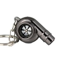 Kulcstartó turbó fütyülő