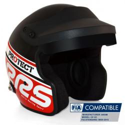 Sisak RRS Protect JET FIA 8859-2015, Hans, piros