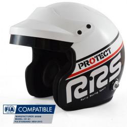 Sisak RRS Protect JET FIA 8859-2015, Hans, fekete