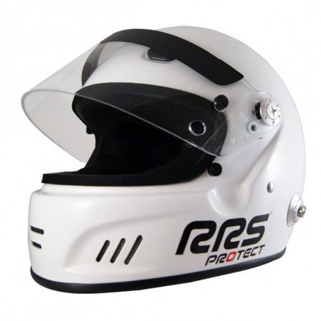 Zárt sisakok Bukósisak RRS Protect CIRCUIT FIA 8859-2015 Hans | race-shop.hu