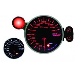 DEPO Programozható sebességmérő óra 115mm