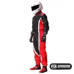 FIA Overál RRS EVO Victory Red