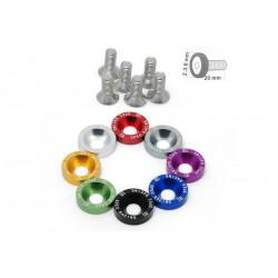 D1 Spec színes rögzítő csavarok M8*1,25 20mm