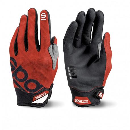 Védő kesztyű - szerelő Sparco vágásálló kesztyű MECA-3, piros | race-shop.hu
