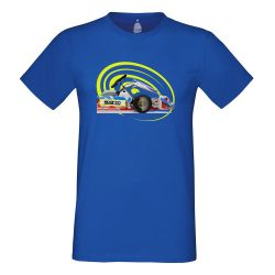 Sparco rövid ujjú (T-Shirt) kék