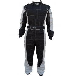 Overál RACES Speed Grey