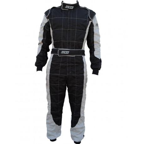 Overálok Overál RACES Speed Grey | race-shop.hu