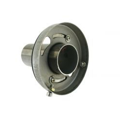 """Kipufogó hangtompító 114mm (4,5"""")"""