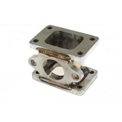 Redukciós turbo adapter T2/T25-T2/T25 külső wastegate kimenetellel (38mm)