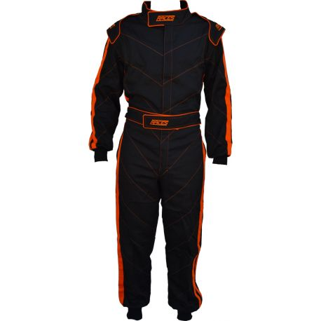 Overálok Overál RACES Start orange   race-shop.hu