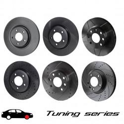 Első Féktárcsák Rotinger Tuning series, 1007, (2db)