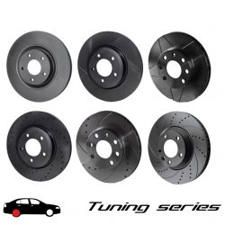 Hátsó Féktárcsák Rotinger Tuning series, 1034, (2db)