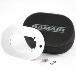 Dual sport légszűrő Ramair karburátorokhoz Weber 32/36 DGV