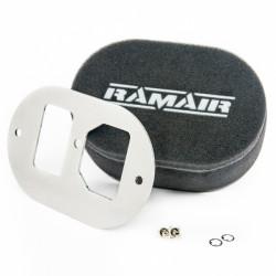 Dual sport légszűrő Ramair karburátorokhoz GM Varajet II