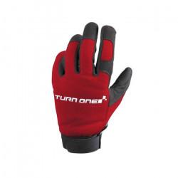 Turn one vágásálló kesztyű Mecano, piros
