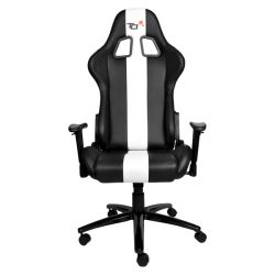Főnöki szék (playseat office chair) Turn One Black