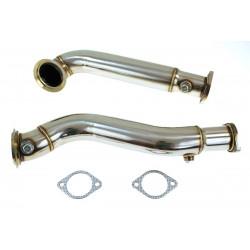 Down pipe na BMW E60 N54 535i