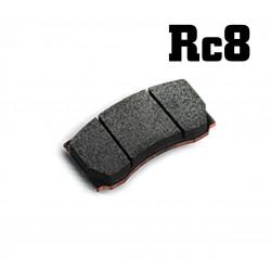 Fékbetétek CL Brakes 4000RC8