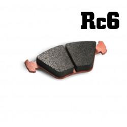 Fékbetétek CL Brakes 4001RC6