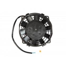 Univerzális elektromos ventillátor SPAL 167mm - szívó, 24V