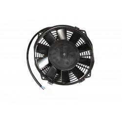 Univerzális elektromos ventillátor SPAL 190mm - szívó, 24V