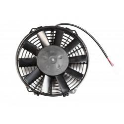 Univerzális elektromos ventillátor SPAL 225mm - szívó, 24V