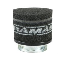 Motocyklový penový filter Ramair 40mm