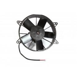 Univerzális elektromos ventillátor SPAL 255mm - szívó, 24V