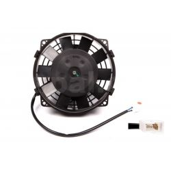 Univerzális elektromos ventillátor SPAL 167mm - nyomó, 12V