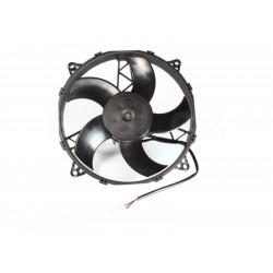 Univerzális elektromos ventillátor SPAL 280mm - szívó, 12V