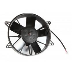 Univerzális elektromos ventillátor SPAL 255mm - szívó, 12V