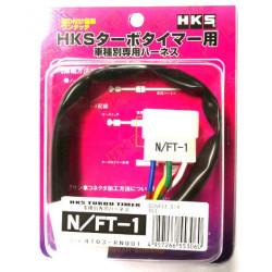 HKS Turbo Timer Kábelköteg N/FT-1, Nissan 200sx, 300zx, 350z, Skyline, Subaru Impreza