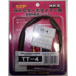 HKS Turbo Timer Kábelköteg TT-4, Toyota Supra MK4, Celica, Corolla