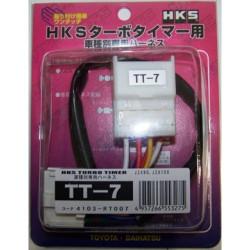 HKS Turbo Timer Kábelköteg TT-7, Toyota Supra MK4, Landcruiser, ALTEZZA