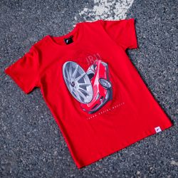 JR-Wheels JR-11 (T-Shirt) piros